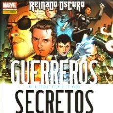 Cómics: GUERREROS SECRETOS : NICK FURIA: AGENTE DE NADA Nº 1 DE BENDIS & HICKMAN & CASELLI & RUDONI. Lote 44864807