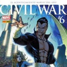 Cómics: CIVIL WAR : ¿ DE QUE PARTE ESTÁS TÚ ? Nº 6 DE MARK MILLAR & STEVE MCNIVEN. Lote 44864890