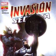 Cómics: INVASIÓN SECRETA Nº 8 DE BENDIS & YU & MORALES. Lote 44929222