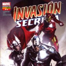 Cómics: INVASIÓN SECRETA Nº 6 DE BENDIS & YU & MORALES. Lote 44929232
