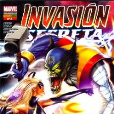 Cómics: INVASIÓN SECRETA Nº 2 DE REED & MELO & SIQUEIRA & BENES . Lote 44929356