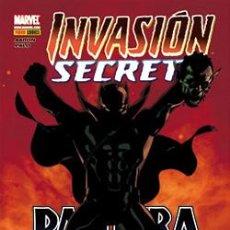 Cómics: INVASIÓN SECRETA : PANTERA NEGRA DE AARON & PALO. Lote 111053359