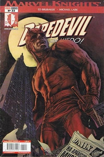 DAREDEVIL N.22 MARVEL KNIGHTS (Tebeos y Comics - Panini - Marvel Comic)