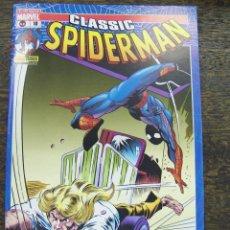 Cómics: CLASSIC SPIDERMAN - 10 NÚMEROS - COMPLETA - PANINI. Lote 45059430