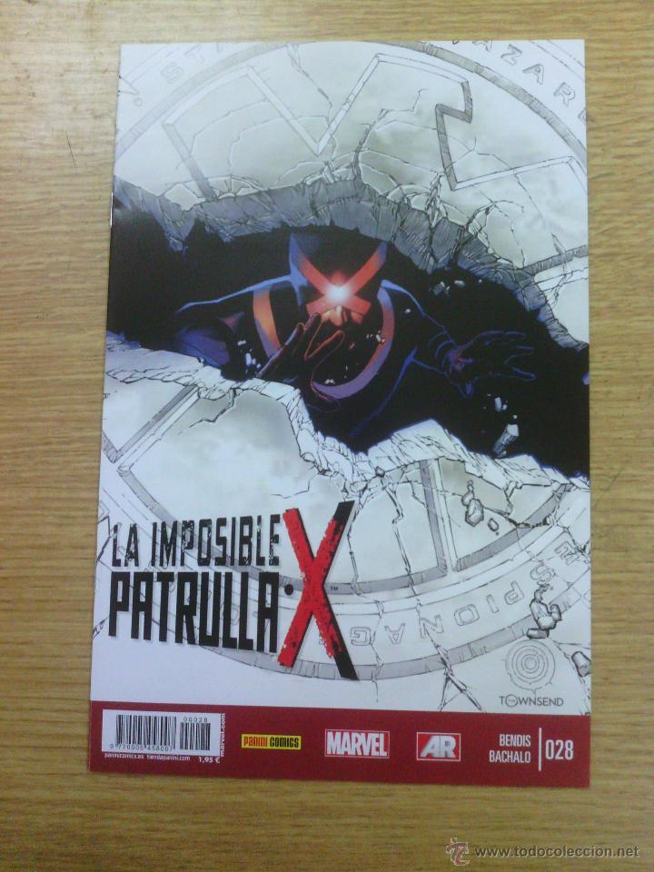 PATRULLA X VOL 4 #28 (IMPOSIBLE PATRULLA X) (Tebeos y Comics - Panini - Marvel Comic)