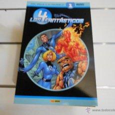 Cómics: COLECCIONABLE LOS 4 FANTASTICOS. 20 TOMOS. COMPLETO. PANINI. Lote 45115937