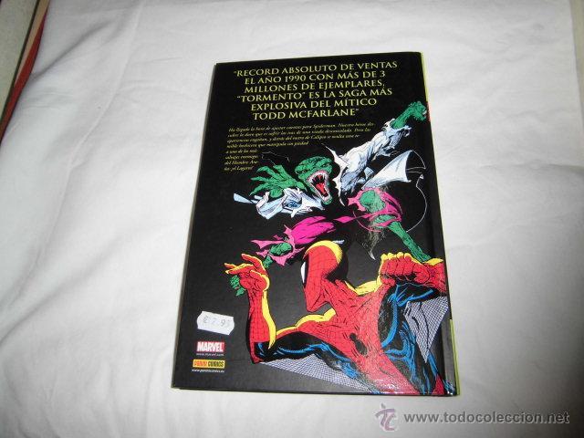 Cómics: SPIDERMAN LOS IMPRESCINDIBLES Nº 2.EL ATAQUE DEL LAGARTO CON EL LIBRETO TAPA DURA - Foto 4 - 45253786