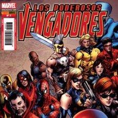 Cómics: LOS PODEROSOS VENGADORES Nº 7 PANINI COMICS - MARVEL COMICS. Lote 45367943