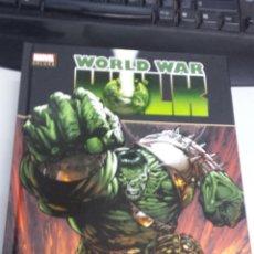 Cómics: WORLD WAR HULK - INTEGRAL ¡ ONE SHOT 224 PAGINAS ! MARVEL DELUXE / PANINI. Lote 96141783