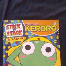 Cómics: STICK STACK PANINI SERGEANT KERORO. Lote 45411538