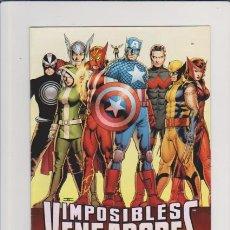 Cómics: IMPOSIBLES VENGADORES - MARVEL 005 / PANINI COMICS - COLOR. Lote 45850197