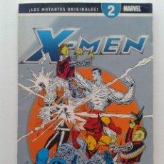 Cómics: X-MEN - LOS MUTANTES ORIGINALES Nº 2 - MARVEL - PANINI REVISTAS. Lote 45870974