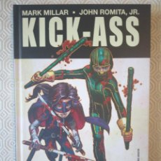 Cómics: KICK-ASS DE MARK MILLAR, JOHN ROMITA JR.. Lote 57345603