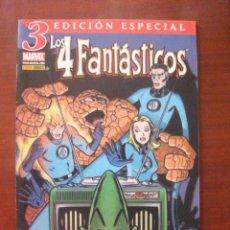 Cómics: LOS 4 FANTASTICOS EDICION ESPECIAL Nº 3 PANINI. Lote 46401759
