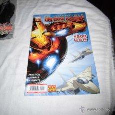 Cómics: EL INVENCIBLE IRON MAN #500 USA.Nº 9.-LA NUEVA EDAD DE HIERRO.PANINI 2011. Lote 46403538
