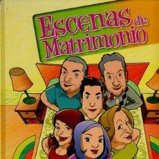 Cómics: ESCENAS DE MATRIMONIO - CÓMIC BASADO EN LA SERIE DE TV. ED. PANINI CÓMICS, 2008.. Lote 46410565