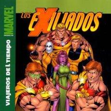 Cómics: LOS EXILIADOS Nº 14 : VIAJERO EN EL TIEMPO DE BEDARD & SAKAKIBARA & CALAFIORE PANINI COMICS. Lote 46478830