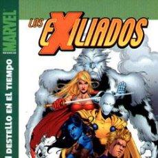 Cómics: LOS EXILIADOS Nº 10 : UN DESTELLO EN EL TIEMPO DE JIM CALAFIORE Y CHUCK AUSTEN PANINI COMICS. Lote 46478901