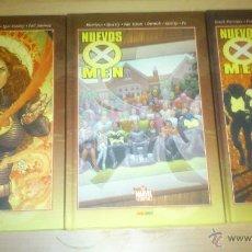Cómics: COLECCIÓN COMICS BEST OF MARVEL ESSENTIALS NUEVOS X-MEN COMPLETA 7 NÚMEROS. PANINI. Lote 46528895