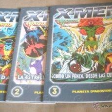 Cómics: MARVEL COMICS X-MEN 1-2-3. Lote 46642120