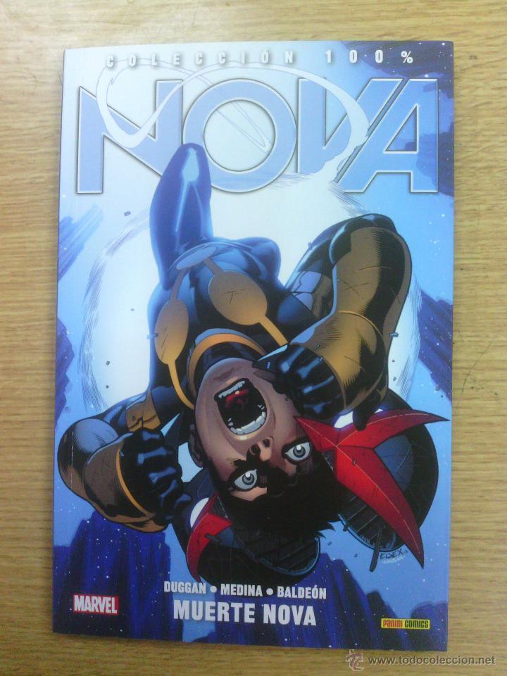 NOVA #3 MUERTE NOVA (100% MARVEL) (Tebeos y Comics - Panini - Marvel Comic)
