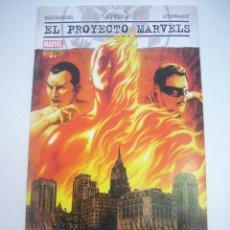 Cómics: EL PROYECTO MARVELS - Nº 1 - MARVEL - PANINI COMICS - AÑO 2010 BRUBAKER EPTING BUEN ESTADO. Lote 46922591