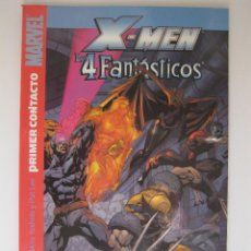 Cómics: X-MEN / LOS 4 FANTASTICOS. PRIMER CONTACTO. PANINI COMICS. Lote 46943959