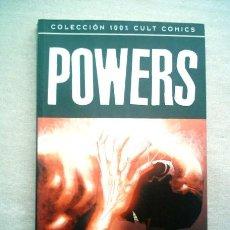 Cómics: POWERS Nº 7 PARA SIEMPRE / CULT COMICS / PANINI 2009(DESC.20%). Lote 46985793