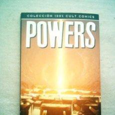 Cómics: POWERS Nº 10 COSMICO / CULT COMICS / PANINI 2010(DESC.25%). Lote 54066710