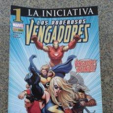 Cómics: LOS PODEROSOS VENGADORES -- LOTE DEL Nº 1 AL 21 -- PANINI -- 21 NUMEROS --. Lote 47030847