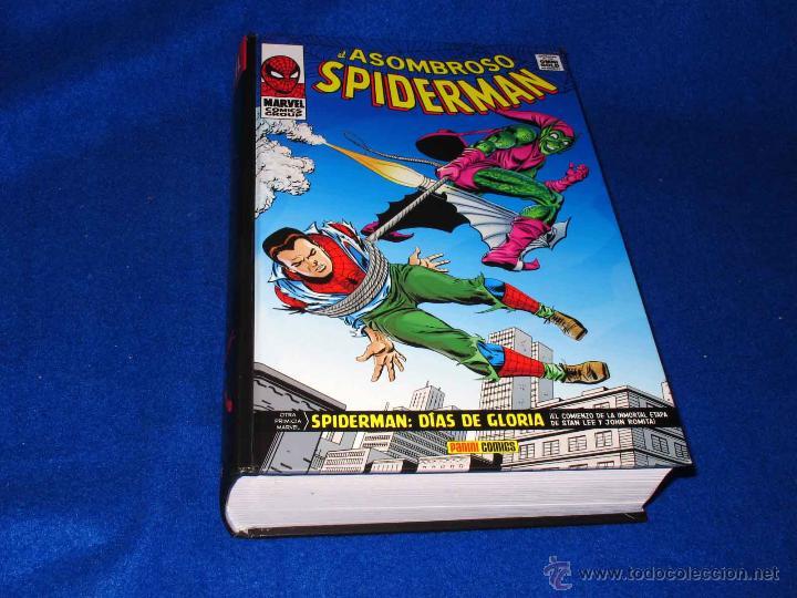 EL ASOMBROSO SPIDERMAN - DÍAS DE GLORIA - 608 PAGINAS - OMNIGOLD MARVEL GOLD (Tebeos y Comics - Panini - Marvel Comic)