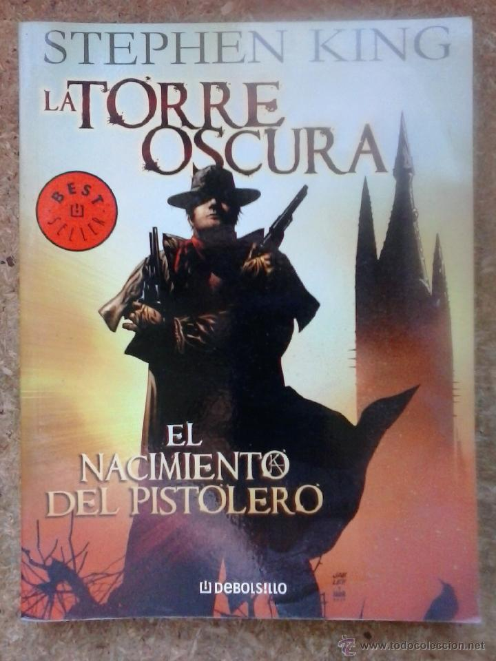 LA TORRE OSCURA. EL NACIMIENTO DEL PISTOLERO (2008, 1ª EDICIÓN) / STEPHEN KING, JAE LEE.. DEBOLSILLO (Tebeos y Comics - Panini - Otros)