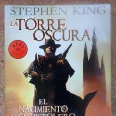Cómics: LA TORRE OSCURA. EL NACIMIENTO DEL PISTOLERO (2008, 1ª EDICIÓN) / STEPHEN KING, JAE LEE.. DEBOLSILLO. Lote 47351439