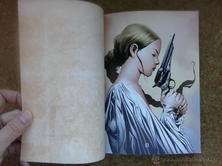 Cómics: La Torre Oscura. El nacimiento del pistolero (2008, 1ª edición) / Stephen King, Jae Lee.. DeBolsillo - Foto 2 - 47351439