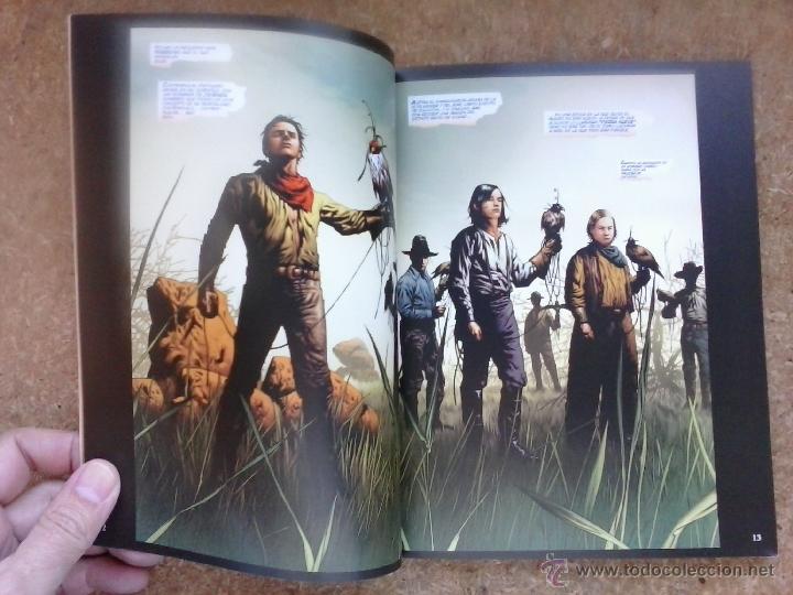 Cómics: La Torre Oscura. El nacimiento del pistolero (2008, 1ª edición) / Stephen King, Jae Lee.. DeBolsillo - Foto 3 - 47351439