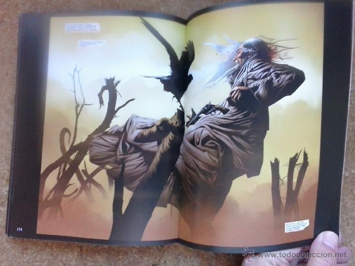 Cómics: La Torre Oscura. El nacimiento del pistolero (2008, 1ª edición) / Stephen King, Jae Lee.. DeBolsillo - Foto 6 - 47351439