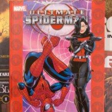 Cómics: ULTIMATE SPIDERMAN-ENCUENTROS EXTRAÑOS-PANINI MARVEL-TAPA DURA-NUEVO. Lote 47648552