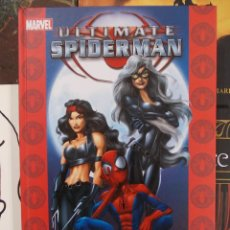Cómics: ULTIMATE SPIDERMAN-GATAS Y REYES-PANINI MARVEL-TAPA DURA-NUEVO. Lote 70429677