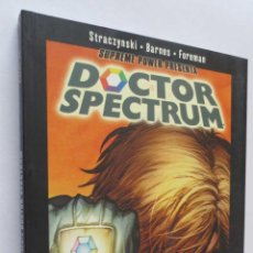 Cómics: MAX COMICS: DOCTOR SPECTRUM ESPECTRO TOTAL PANINI COMICS. Lote 47767048