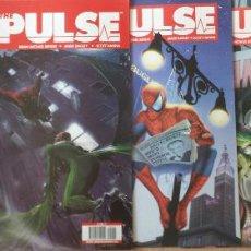 Cómics: PULSE NUMEROS 1,2,3,4 Y 5. Lote 47790221