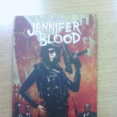 Cómics: JENNIFER BLOOD #1 (100% CULT COMICS). Lote 47831261