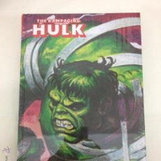 Cómics: THE RAMPAGING HULK (MARVEL LIMITED EDITION) - PANINI. Lote 47917846