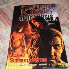Cómics: APOCALIPSIS STEPHEN KING Nº 3 ALMAS SUPERVIVIENTES MIKE PERKINS EDITORIAL PANINI 2011. Lote 48215536
