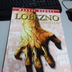 Cómics: LOBEZNO: ORIGEN ¡ OBRA COMPLETA ! MARVEL HEROES Nº 18 - PANINI. Lote 108081387