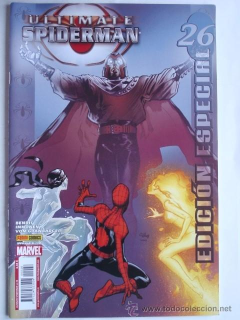 ULTIMATE SPIDERMAN VOL. 2 Nº 26 - PANINI (MARVEL) (Tebeos y Comics - Panini - Marvel Comic)