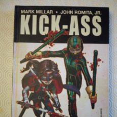 Cómics: KICK-ASS DE MARK MILLAR, JOHN ROMITA JR.. Lote 48587693