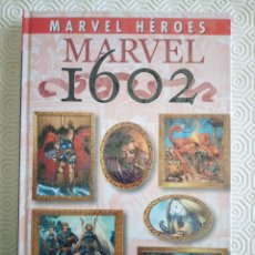Fumetti: MARVEL HEROES: MARVEL 1602 DE NEIL GAIMAN, ANDY KUBERT. Lote 190330217
