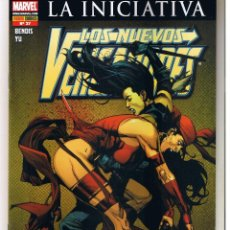 Cómics: LOS NUEVOS VENGADORES. Nº 27. PANINI. 2008. (C/A36). Lote 48863325