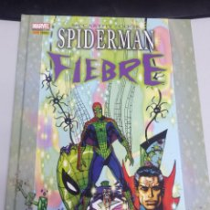 Cómics: SPIDERMAN : FIEBRE ¡ NOVELA GRAFICA 96 PAGINAS! MARVEL - PANINI. Lote 48897462
