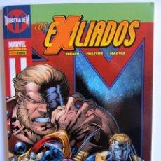 Cómics: LOS EXILIADOS. TOMO ESPECIAL. DINASTIA DE M. PANINI. Lote 48979249